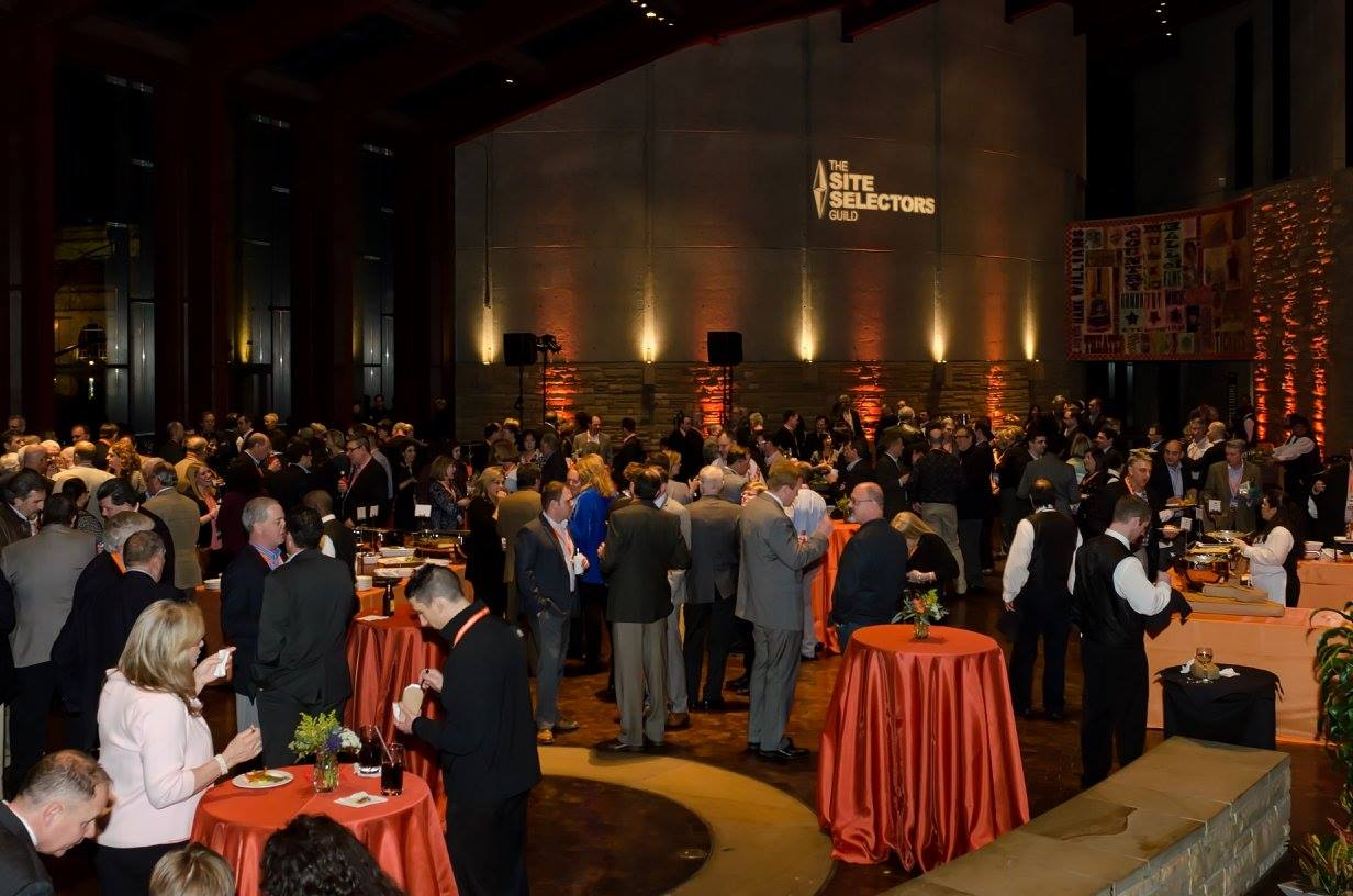 The Site Selectors Guild (SSG) opening reception was a big hit in Nashville!