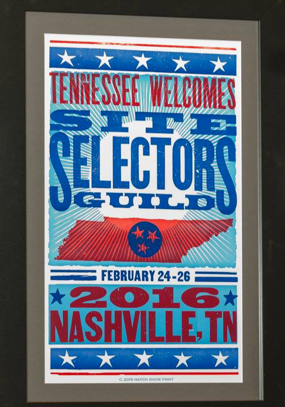 Site Selectors Guild 2016 - Nashville, TN